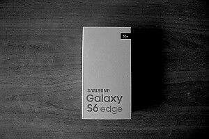 Samsung S6 Edge Brand New, 32 Gb Black Unlocked