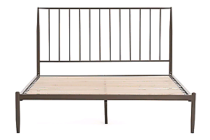 NEW IN BOX UNICA KING SIZE BED FRAME