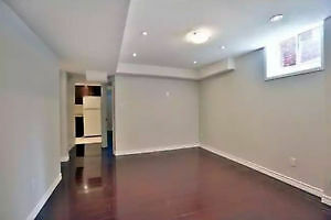 3 Bedroom Renovated Basement with Separate Entrance & Laundry