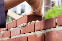 BRICK - MASONRY - CONCRETE - [ 20 YRS SERVICE - INSURED ]