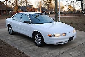 2000 Oldsmobile Intrigue GL Sedan