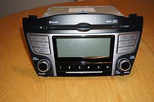 OEM Car Stereo for 2010-2013 Hyundai Tucson