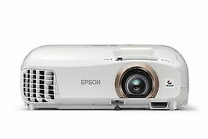 """Epson 2040 Home Theater projector with Elune Vision 16:9,100"""""""