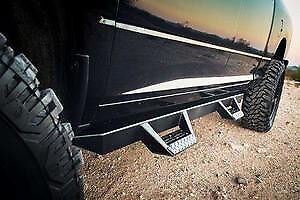 MARCHE PIEDS NOIRS RT STEP  RAM/GMC/CHEVY/FORD