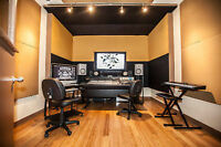 Recording, Mixing & Mastering - Pre/Post Audio