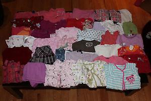 Vêtements 24 mois Fille (plus de 80 morceaux) - DaisyBaby