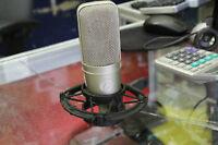 Micro pour studio Audio Technica