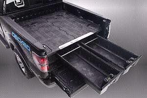 Decked tool box