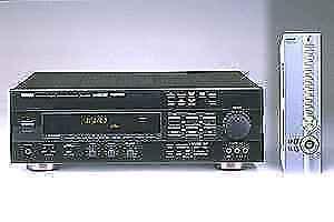 Yamaha RX-V592 Surround Sound Receiver