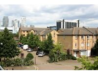 CHEAP SPLIT LEVEL 2 DOUBLE BEDROOM APARTMENT, TARRACE- DOCKLANDS E 14- TG