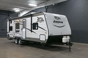 2017 28ft Jayco Jayflight Travel Trailer