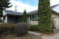 New renovated house in Bonnie Doon area, available NOW