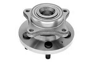 VW JETTA FRONT WHEEL BEARING - OEM - SCARBOROUGH