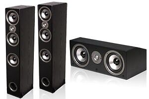 Polk Audio Monitor 60 Series II 5.1 home theatre speaker set
