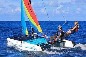 Hobie Getaway catamaran 2009