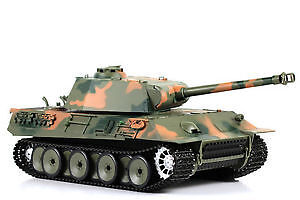Heng Long 3819-1 1:16German Panther Heavy RC Tank---Wholesale