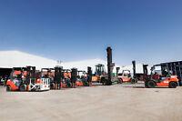 *SALE* Forklift Training In BRAMPTON, MISSISSAUGA, TORONTO