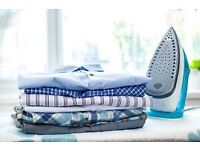 Ironing service and clothing repair