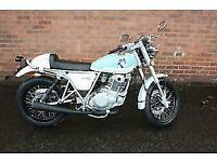 HMC HERALD CAFE RACER 250 CC RETRO GEARED MOTORCYCLE MOTORBIKE BRAND NEW*