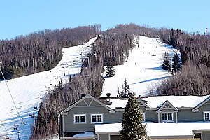 Ski mountain condo in Saint Sauveur Canada image 7