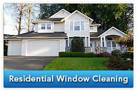 WANTED: EXPERIENCED WINDOW CLEANERS ~ PRESSURE WASHERS – P/T