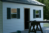 25yrs,rough Carpentry & siding,roofing & caulking,capping