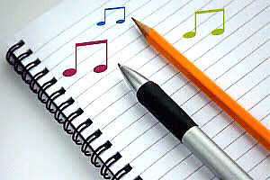 Song Writing Help to create your own music