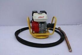 PETROL CONCRETE POKER WITH HONDA OR LIFAN ENGINE vibrating flex unit screed powerfloat