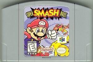 ** Nintendo64 super smash bros 55$ nego N64**