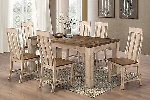 Dining Furniture Floor Model Clearance