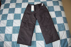 Boys Snow Pants - size 8 - new with tags