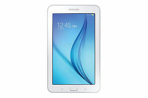 SAMSUNG TAB E LITE (WIFI ONLY) 7 INCHES, 8GB, 1GB RAM    ))