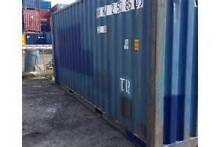 20' shipping container $1675 +GST Hemmant Brisbane South East Preview