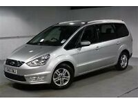 Ford Galaxy 2012 ready for breaking from a low mileage