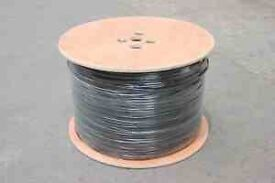 100m of 50 pair 1308 telecom cable brand new unwanted