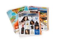 Looking for newspaper coupon inserts!