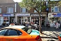 Prime Danforth Retail Space for Lease
