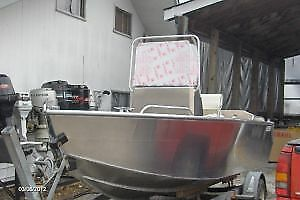 Looking for a Used Stanley Boat