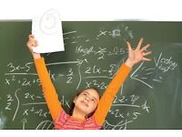 One to one Maths tuition for A Levels, GCSE and years 7,8,9,10,11
