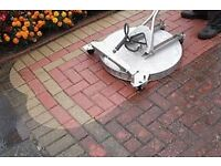 Patio, Driveway jetting / washing / cleaning *** 5 *** reviews