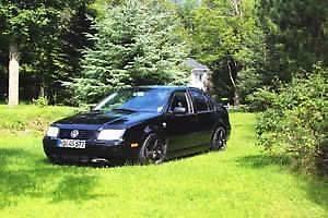 2003 Volkswagen Jetta Wolfburg edition 1.8T modifier