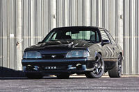 Ford mustang 1983, beau projet