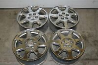 REDUCED / MUST SELL!!! 4 - 17 Inch Cadillac STS Rim
