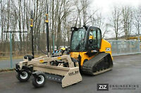 Level Best Attachment for Skidsteers and Tractrors