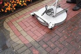 Beat Any Quote by 30% - Driveway patio surface cleaning high pressure jetting - block paving