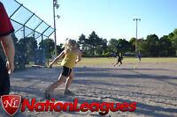 Umpired Softball League