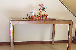 Wooden Table - In good shape.