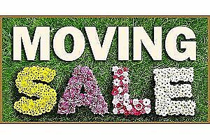 HUGE MOVING SALE - ***SATURDAY SEPT 23** 8am - 4pm!!!!
