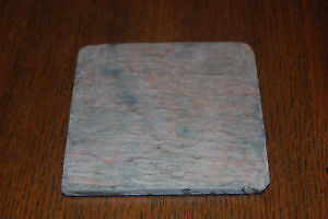 Natural Pink Stone Hot Plate
