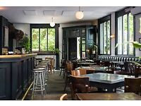 Waiting Staff, The Chamberlayne Pub & Steakhouse, Kensal Rise London NW10, £8.50+/hour